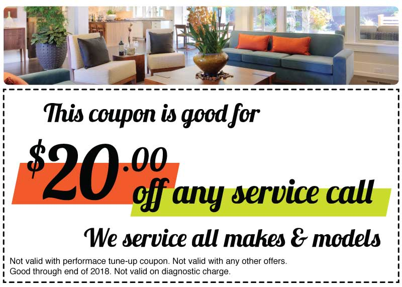 $20 Off any service call!