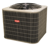 Bryant Heat Pumps will keep your home warm all winter and cool all summer! Get yours today!