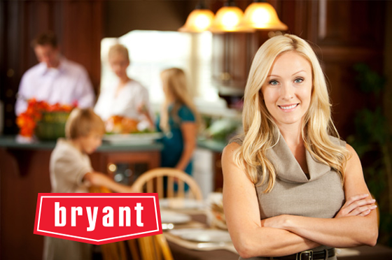 Bryant offers high efficiency heating and cooling systems to keep your home and family comfortable year round! Call us today to get your Bryant system!